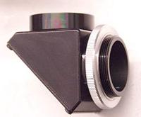 ペンタックスの天体望遠鏡 天頂プリズム