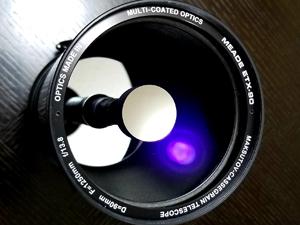 ミード(MEADE) 天体望遠鏡 レンズの状態
