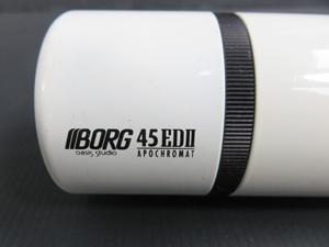 ボーグ(BORG) 対物レンズ 型式