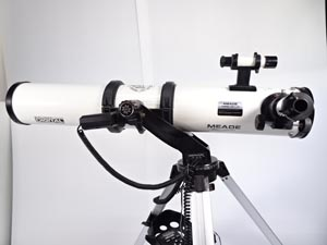 ミードの天体望遠鏡