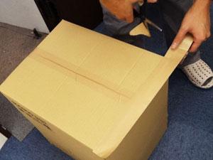 赤道儀の梱包方法や清掃方法について