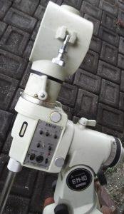 高橋 赤道儀