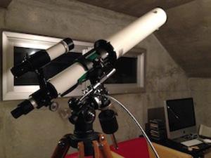 かなり古い望遠鏡でも買取可能