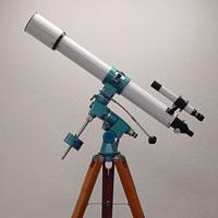 五藤光学 MARK-X赤道儀