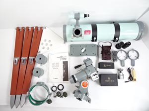 天体望遠鏡の商材トレンド